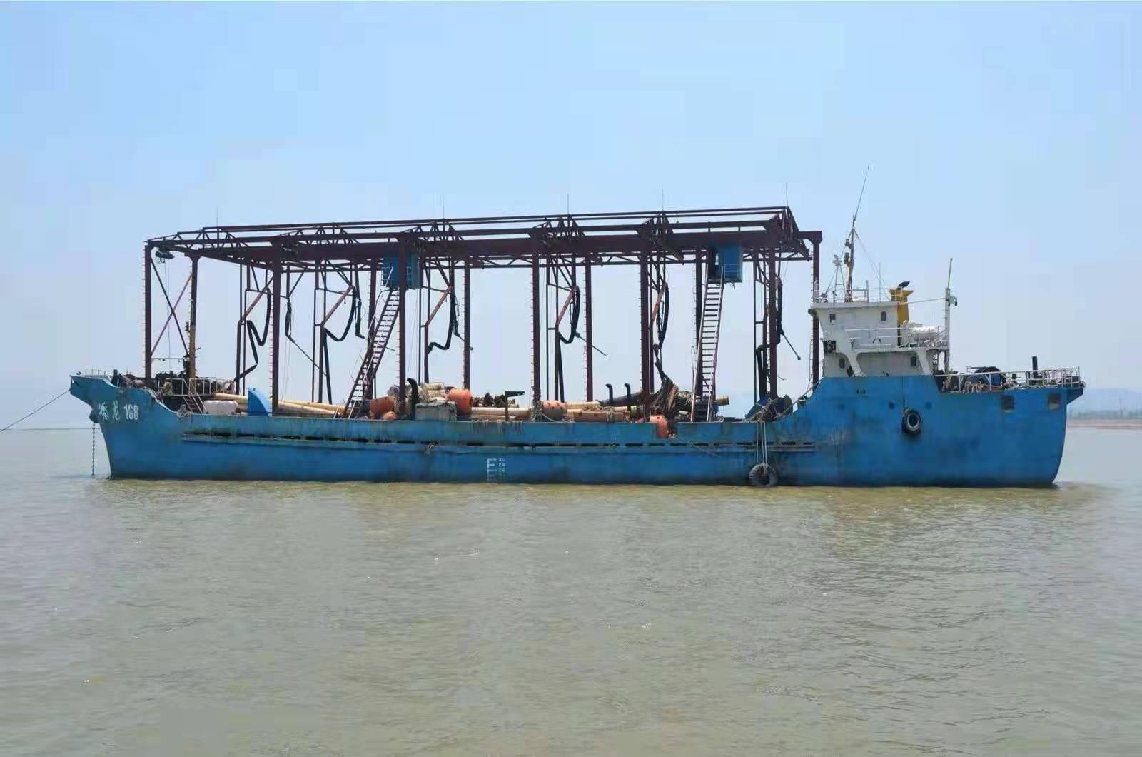 海沙船转让