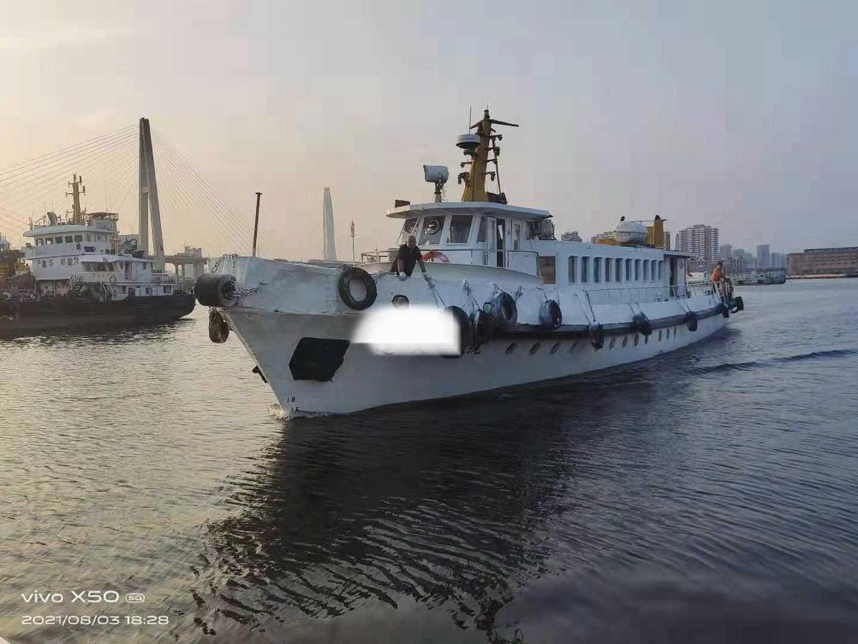 31米交通船出售