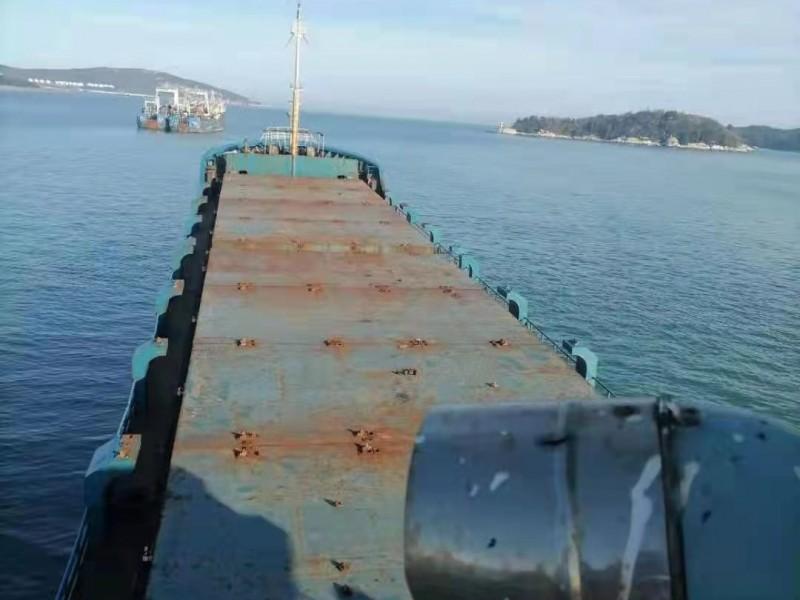 出售.3058吨多用途船CCS近海