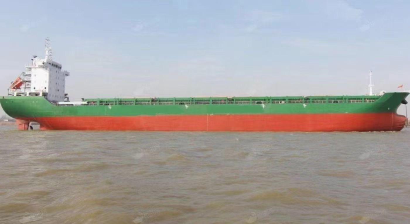 出售2019年江苏造22000吨集装箱船