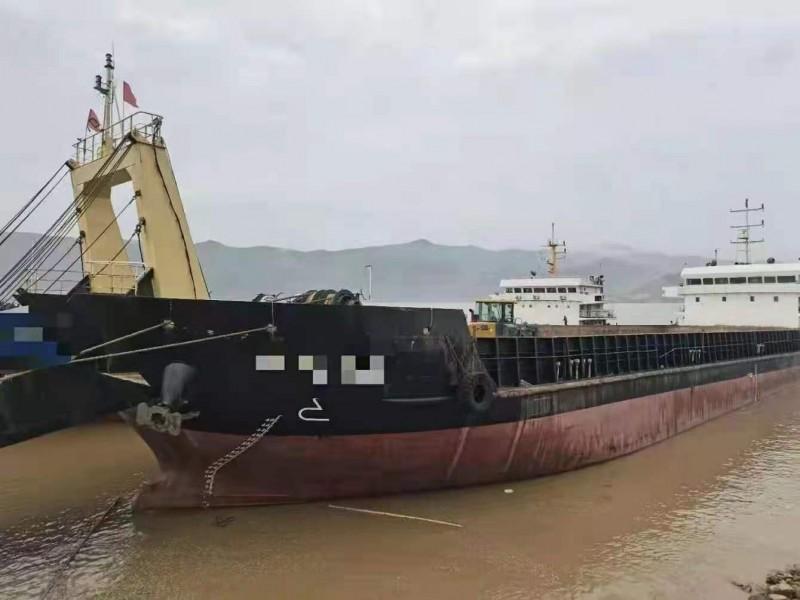 售:2020年近海5000吨甲板货船