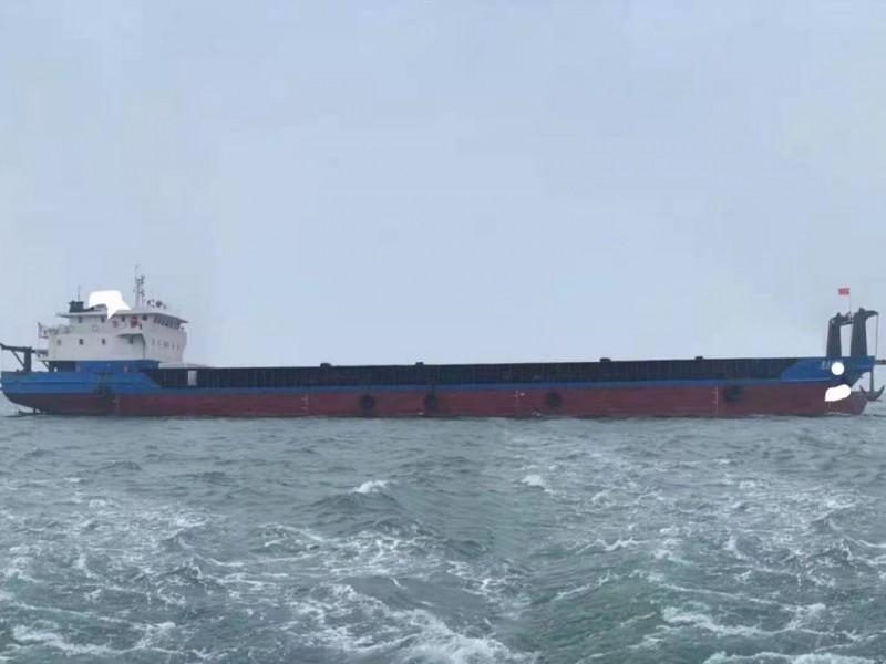 出售1997年造3350吨沿海后驾驶甲板货船