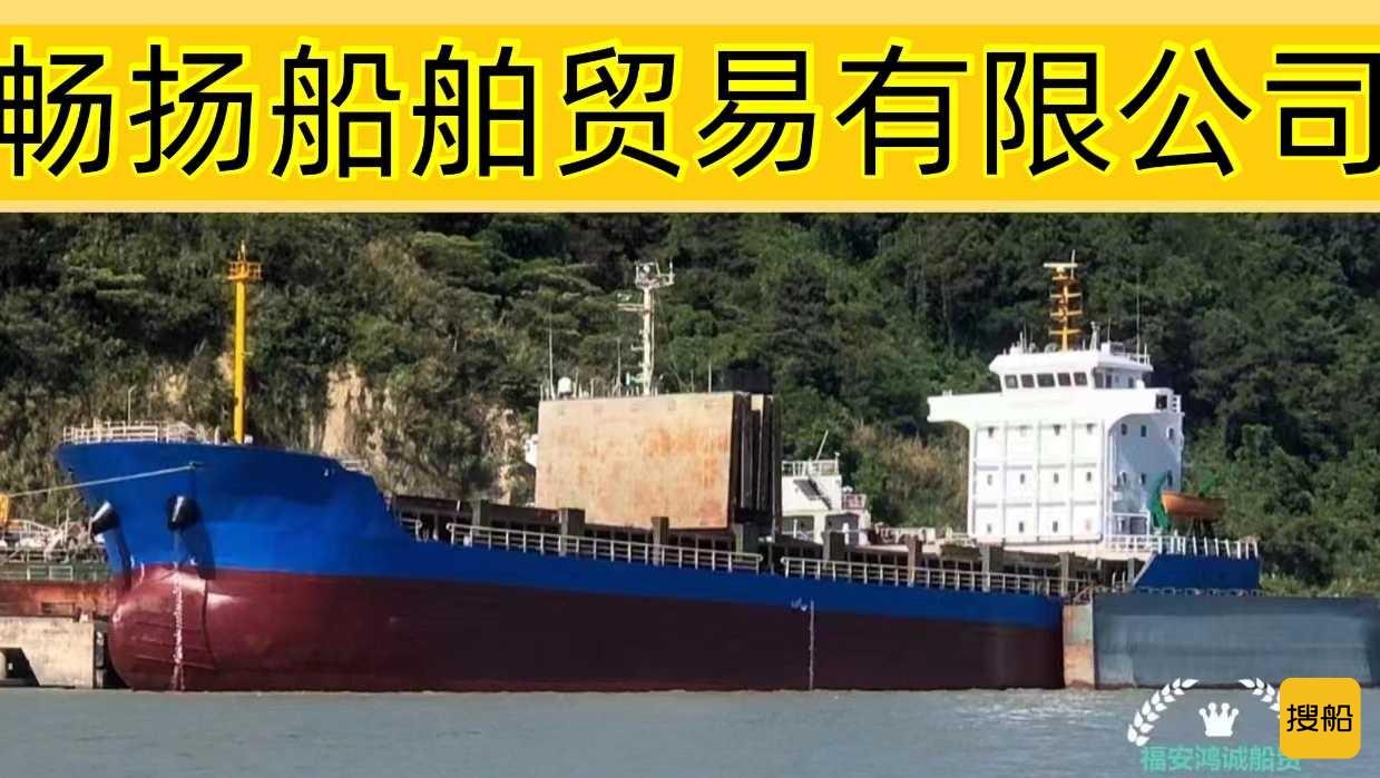 出售5100吨集装箱船/多用途