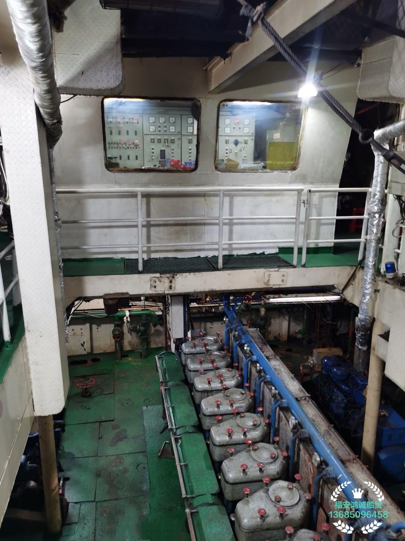 出售4760吨双壳干货船