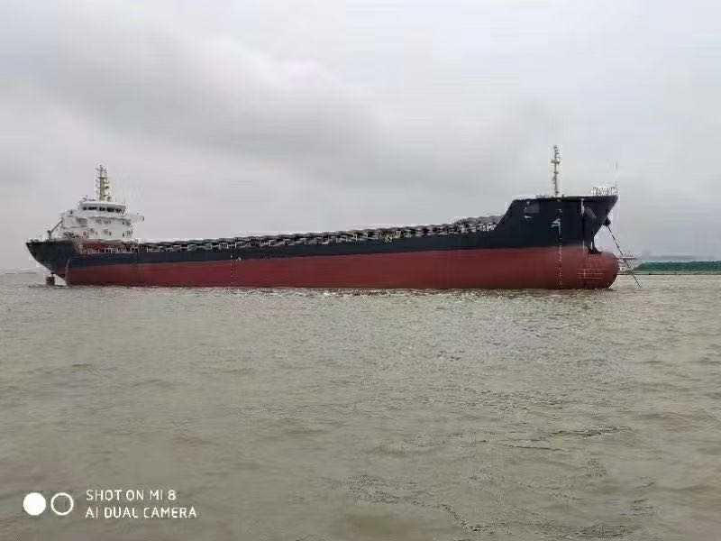 出售.10600吨散货船