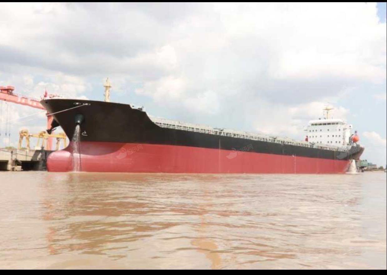出售.单机散货船22500
