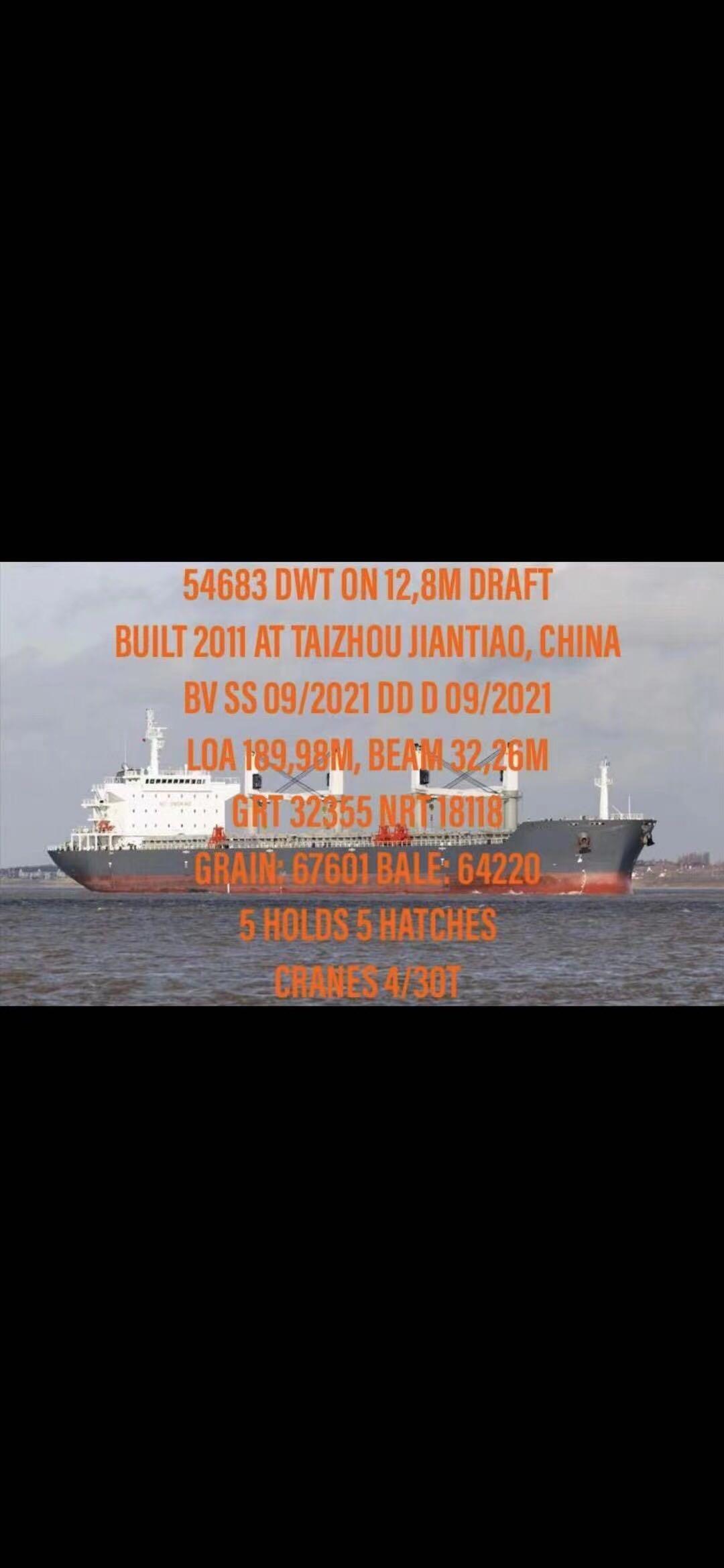 出售54863吨