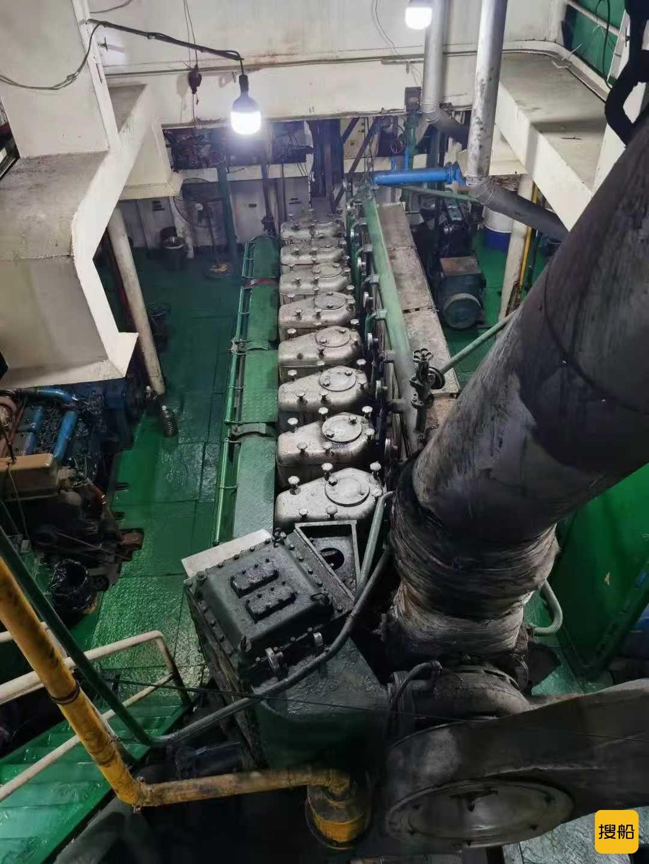出售:5000吨单壳干货船