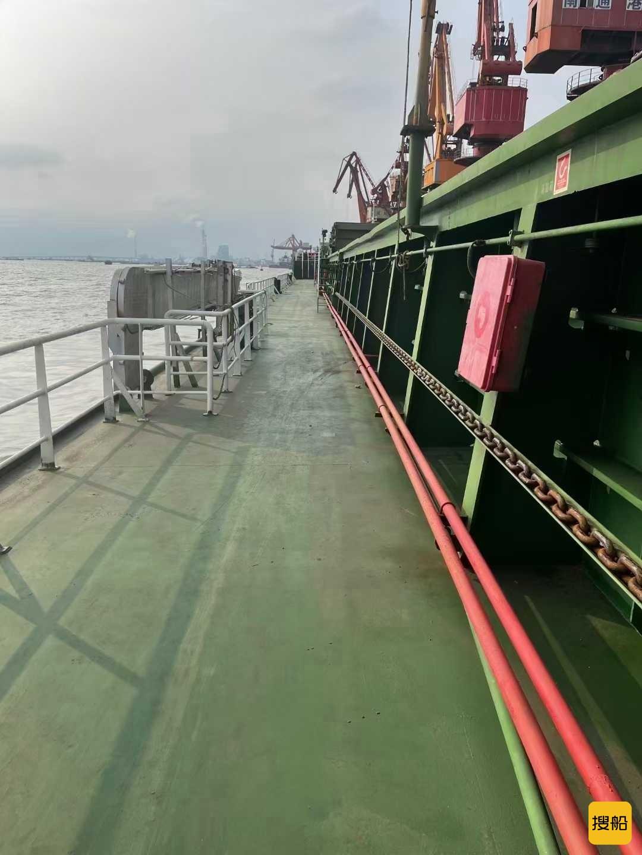 出售: 12500吨散货船(单机)在航