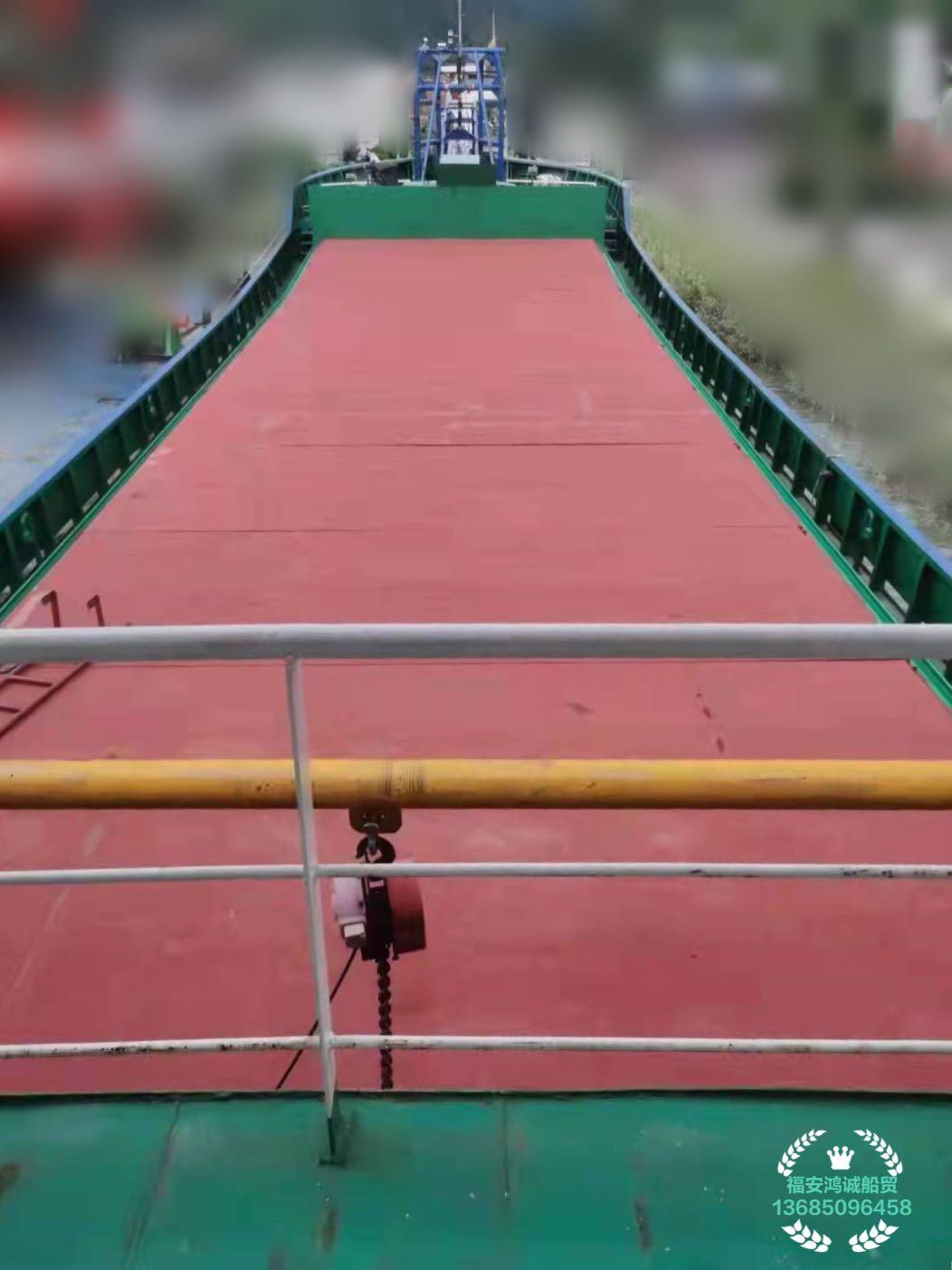 出售1000吨新建造沿海自卸砂船