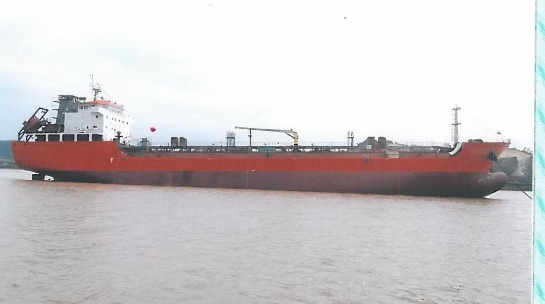 出售:7000吨近海成品油船