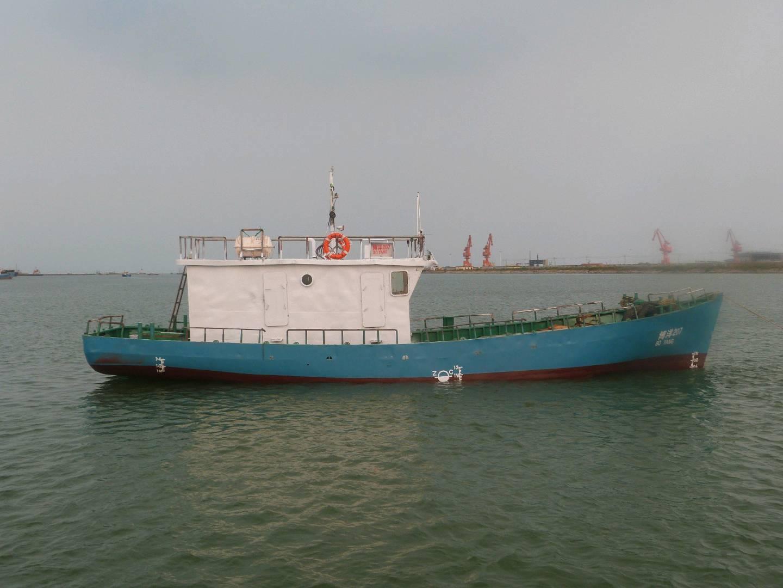 18长4.2宽沿海交通船低价出售