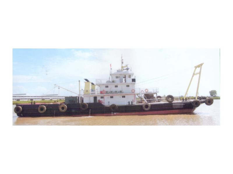 出售2020年造4000马力近海普通拖轮带锚艇