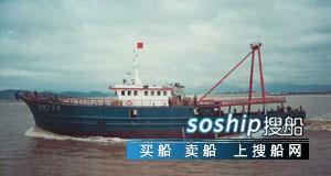 供应1600马力远洋托网渔船