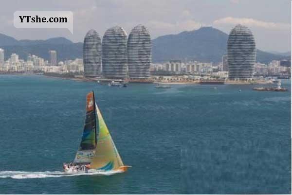 沃尔沃帆船赛 世界顶尖赛事沃尔沃环球帆船赛第三次造访中国