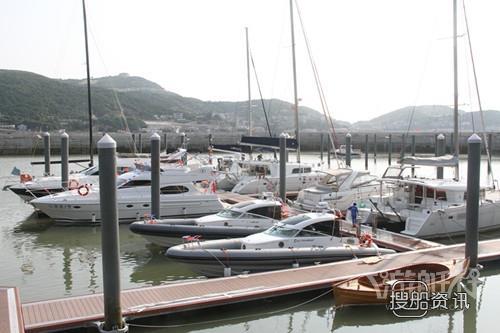 """舟山游艇出租 """"美丽群岛,自在舟山""""舟山游艇展将在普陀区开启"""