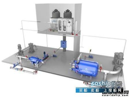 压在驸马GL Ecochlor压载水处理系统通过DNV GL型式认证,压在驸马GL