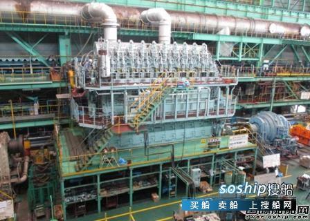 J57发动机 J-Eng首台10UEC50LSE发动机完成工厂测试,J57发动机