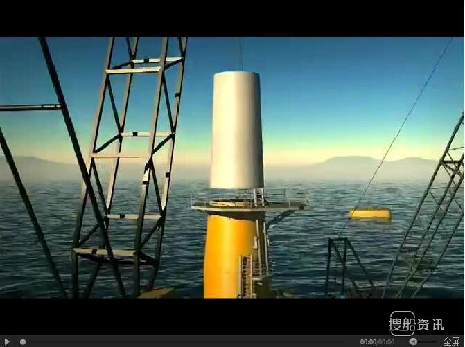 """风力发电一圈多少度电 全球首个""""浮""""在海面上的风力发电厂 能储存相当200多万部""""iPhone""""电池的电量,风力发电一圈多少度电"""