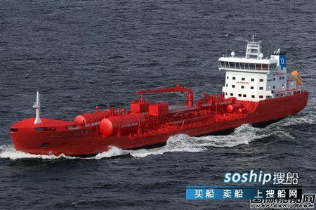 福凯船舶深耕中小型液货船设计市场连获订单,( )的货船