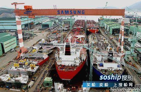 韩国三大船企被指控拖欠分包商货款或面临罚款,拖欠货款