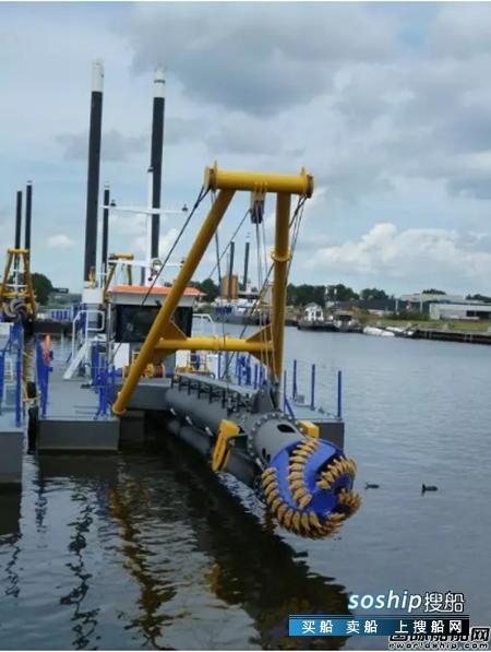 达门交付首艘定制化绞吸式挖泥船CSD350,达门