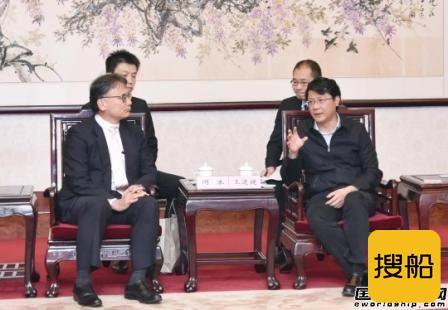 三井物产与华润燃气、扬子江船业合作LNG业务,