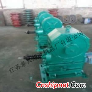 锅炉炉排减速机解剖图 贵州ZW700炉排减速器配件包装说明