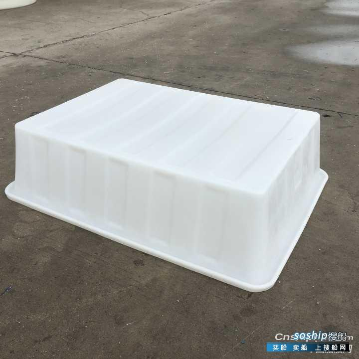 100L塑料矮盆PE材质植物养殖浅盆养虾牛筋盆耐摔耐