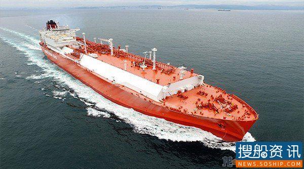 韩国造船及海洋工程公司获两艘LNG船订单,