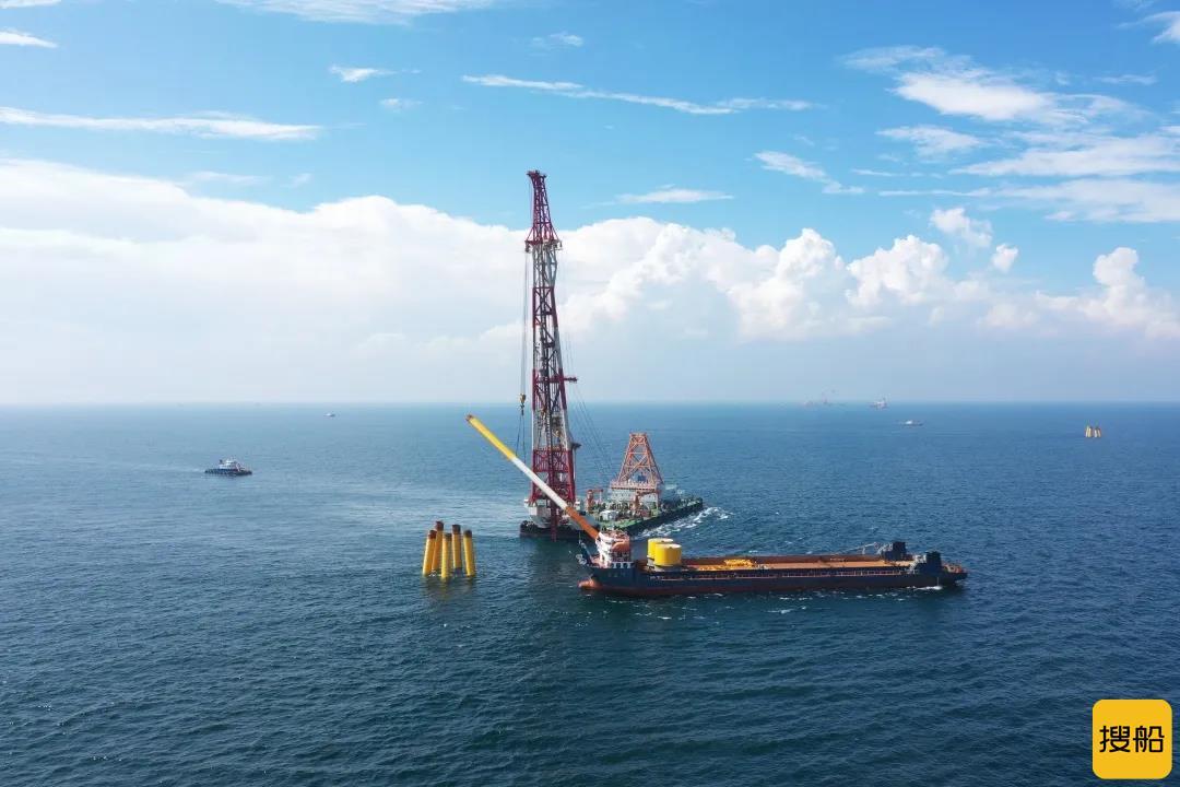 关键节点全部打通!亚洲最大海上风电场升压站正式投产