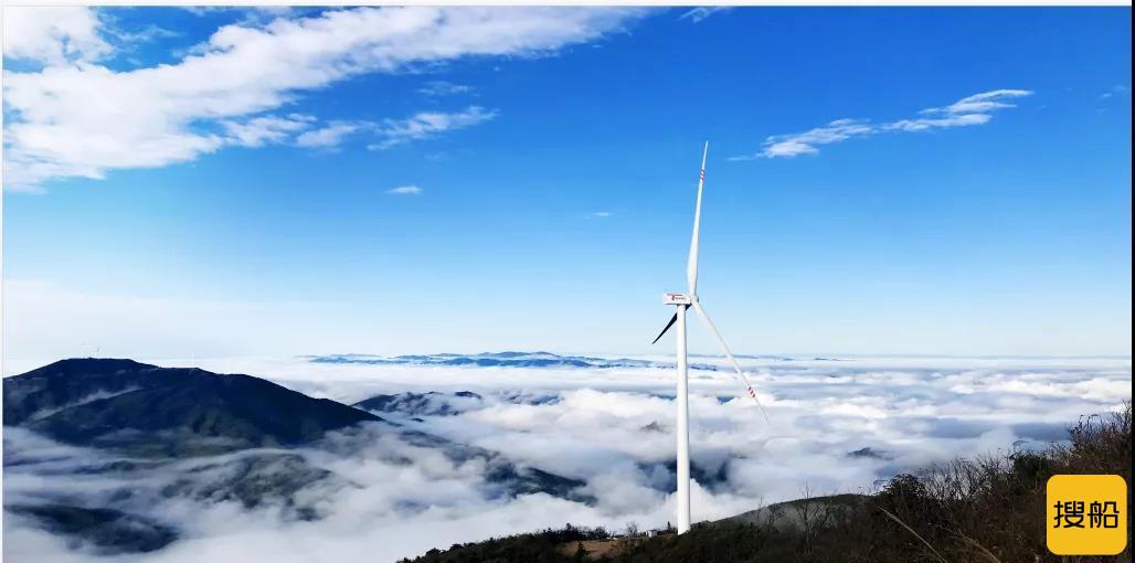 单位千瓦扫风面积再突破!三一重能推出新一代超低风速机型