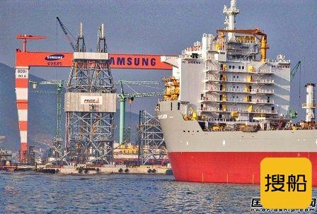 """三星重工研发环保船用设备海上实证平台""""助攻""""国产配套,"""