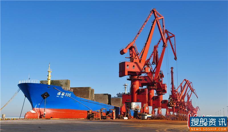 河北沧州:黄骅港货物吞吐量创新高