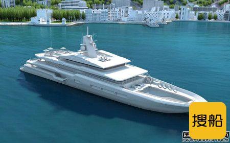 ABB签署首个超级游艇Azipod吊舱式电力推进系统