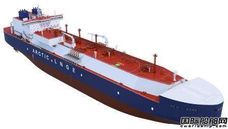 红星造船厂开建第二艘Arc7破冰型LNG船,