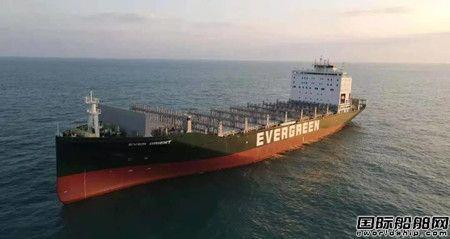 SDARI设计首艘Sealion 2500TEU集装箱船交付