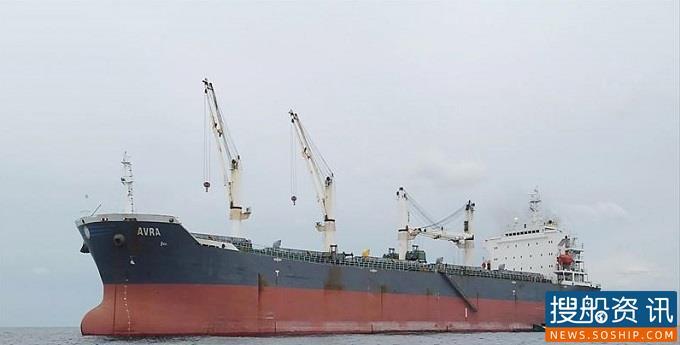金辉航运有限公司从Blue Planet Shipping公司收购超灵便型散货船