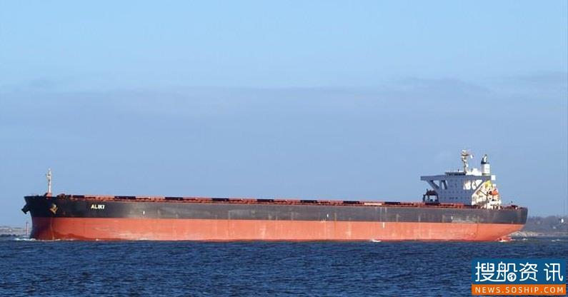 Diana Shipping 与Olam和Solebay签订了定期租船协议