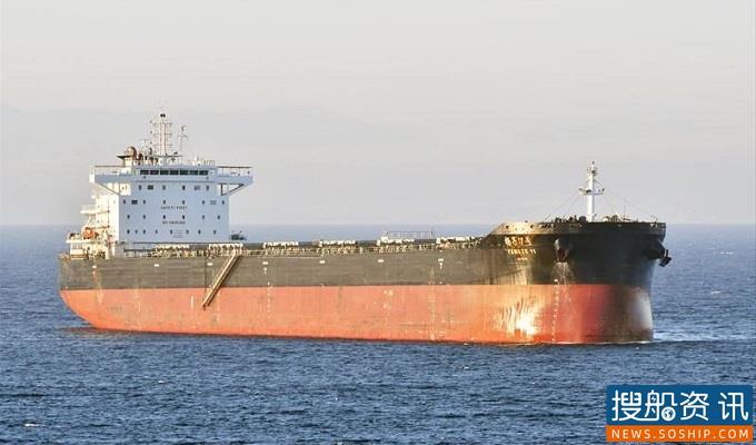 Globus Maritime 抢购了一艘卡萨姆型散货船