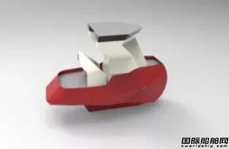 荷兰船企研发运输二氧化碳拖驳船概念设计获BV型式批复,