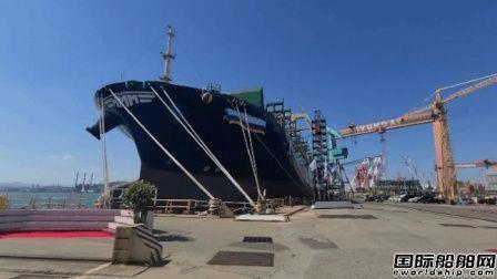 再订12艘超大型集装箱船!HMM获韩国政府力挺,