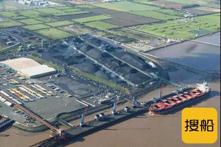 沿海干散货运输市场上半年运价创十年新高