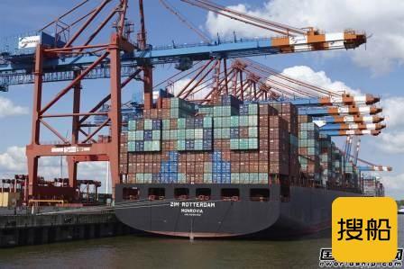 破2万美元!中国至美国集装箱船运费再创新高