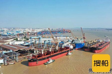 广东中远海运重工做强压载水系统改装持续创效