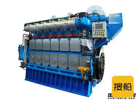 安柴自主研发ACD320船用柴油机取得CCS型式认可