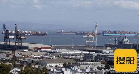 """65艘船大排长龙!航运危机元凶是美国""""剁手党""""?"""