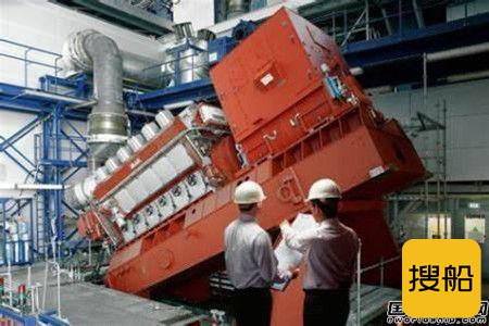 卡特彼勒将停止生产德国MaK中速机