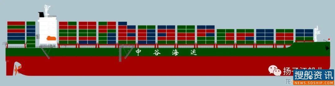 17+2艘!扬子江船业官宣多笔新订单,