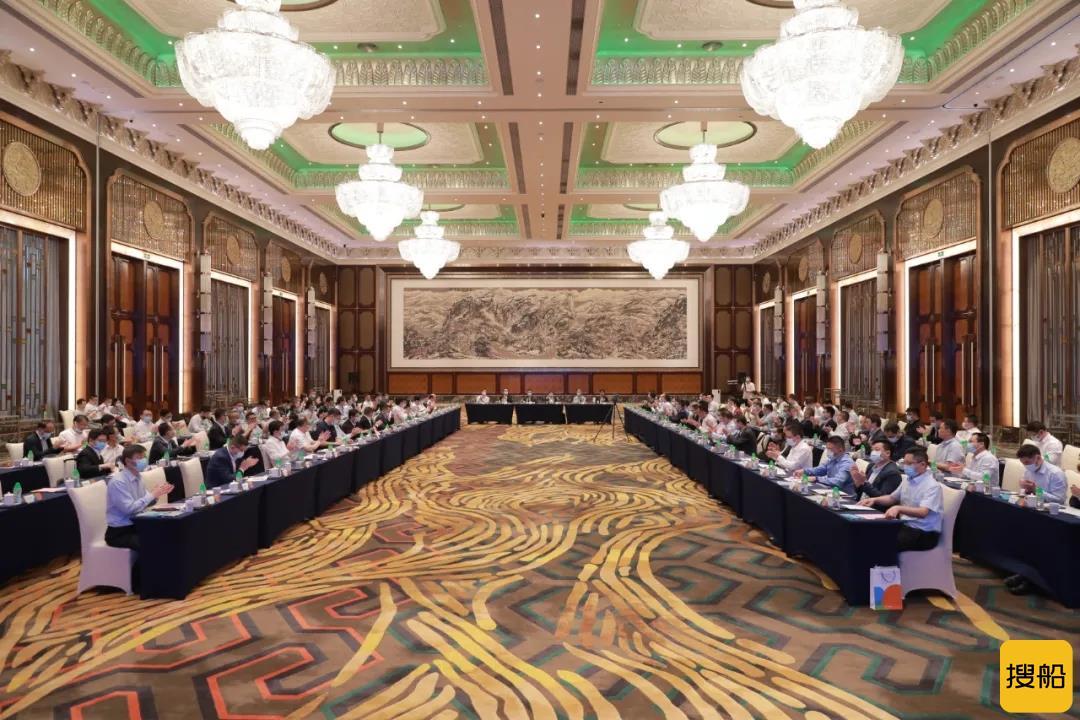 中广核召开2021年全国海上风电建设推进大会,